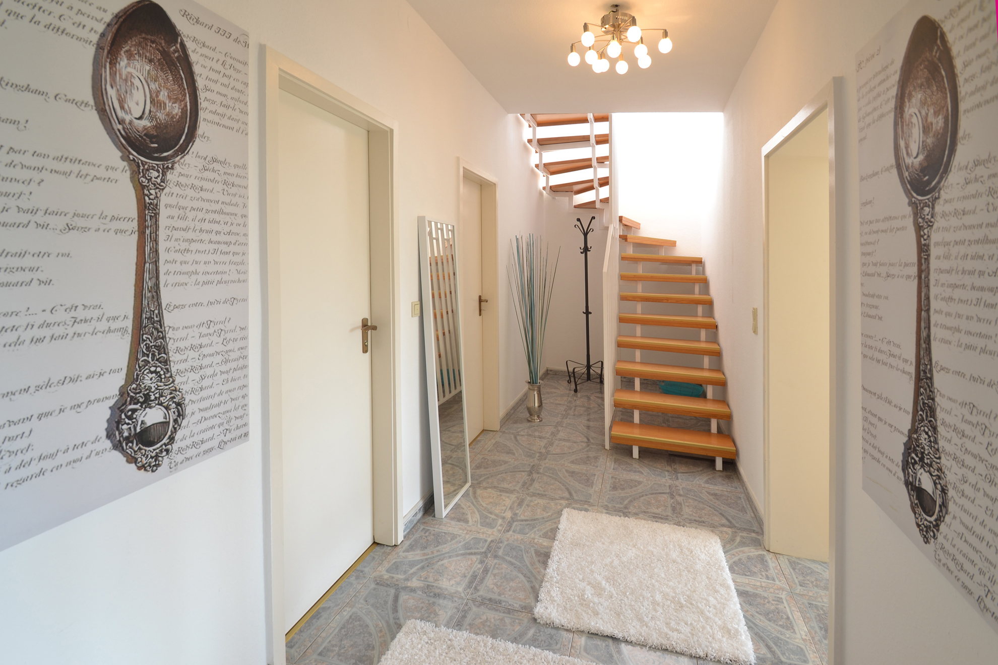 penthouse in der sonnenallee homestaging in berlin. Black Bedroom Furniture Sets. Home Design Ideas